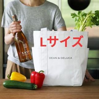 ディーンアンドデルーカ(DEAN & DELUCA)の【限定品】DEAN & DELUCA マーケットトートバッグ  Lサイズ(トートバッグ)