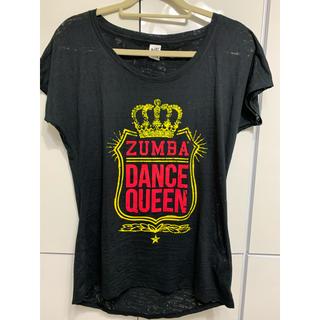 ズンバ(Zumba)のZUMBA Tシャツ 正規品 美品 S(ダンス/バレエ)