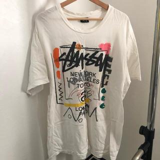 STUSSY - STUSSY・ステューシー・Tシャツ・DANCE・海外・ジム・スポーツ・スケボー