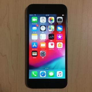アイフォーン(iPhone)のiPhone6 ソフトバンク 128GB 完動品 スペースグレイ(スマートフォン本体)