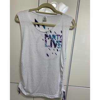 ズンバ(Zumba)のZUMBA Tシャツ 正規品 白 リメイク(ダンス/バレエ)