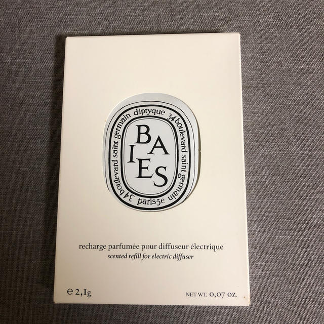 diptyque(ディプティック)のディプティック  レフィル ベ コスメ/美容のリラクゼーション(アロマグッズ)の商品写真