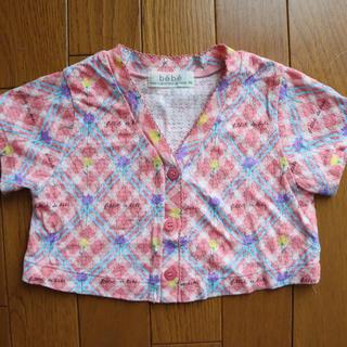 ベベ(BeBe)のBeBe 半袖 95cm(Tシャツ/カットソー)