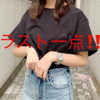 GYDA - ジェイダ  RESTEZ NATUREL ポケットTシャツ