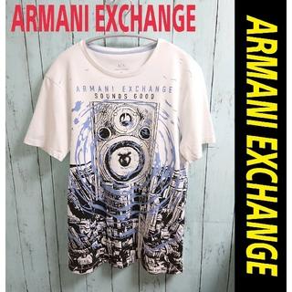 ARMANI EXCHANGE - ARMANI EXCHANGE アルマーニ エクスチェンジ ART Tシャツ