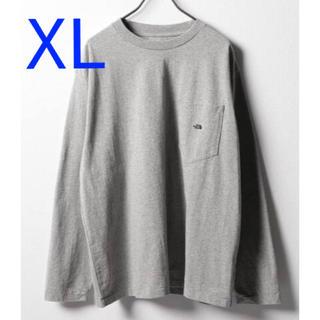 THE NORTH FACE - ◇新品タグ付き◇ ノースフェイス  PPL L/S Pocket Tee XL