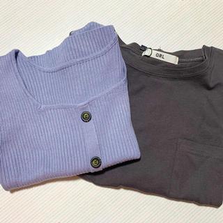 グレイル(GRL)のGRL 福袋2点セット(Tシャツ(半袖/袖なし))