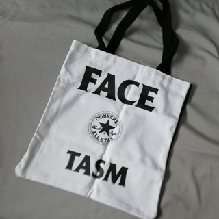 FACETASM - FACE TASM×CONVERSE トートバッグ メンズノンノ付録