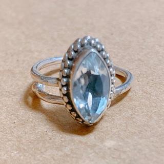 トゥデイフル(TODAYFUL)のビジュマム bijumam リング 指輪 フリーサイズ シルバー925(リング(指輪))