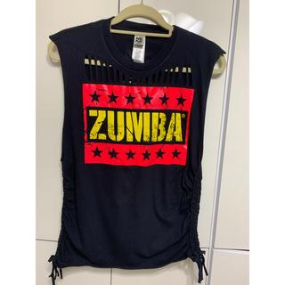 ズンバ(Zumba)のHONEYさん専用!ZUMBA Tシャツ  正規品 ★ リメイク(ダンス/バレエ)