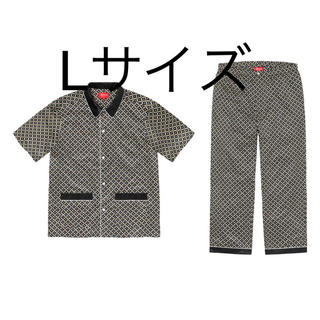 Supreme - supreme Satin Pajama Set