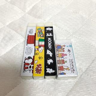 スヌーピー(SNOOPY)のSNOOPY消しゴム まとめ売り(消しゴム/修正テープ)