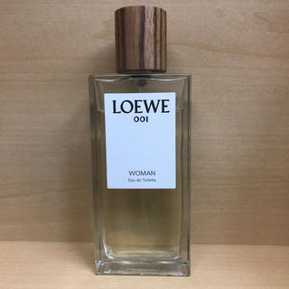 ロエベ(LOEWE)のLOEWE ロエベ 001 ウーマン 100ml(香水(女性用))