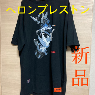 OFF-WHITE - 【新品】ヘロンプレストン HERON PRESTON 鳩 Tシャツ 日本正規品