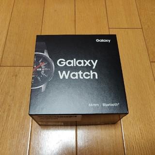 サムスン(SAMSUNG)のSamsung Galaxy Watch 46mmモデル 国内版 付属品あり(腕時計(デジタル))
