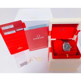 オメガ(OMEGA)のOMEGA シーマスターアクアテラ レディース腕時計(腕時計)