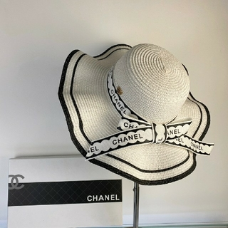 CHANEL - シャネル気質、麦わら帽