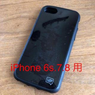 Apple - IJOY 正規品 iPhone 6s.7.8 スマホケース スマホカバー 黒