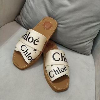 Chloe - 2020新作 Chloe サンダル