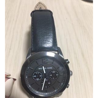 マイケルコース(Michael Kors)のマイケルコース メンズ 時計(腕時計(アナログ))