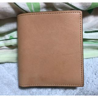 ムジルシリョウヒン(MUJI (無印良品))の財布(折り財布)