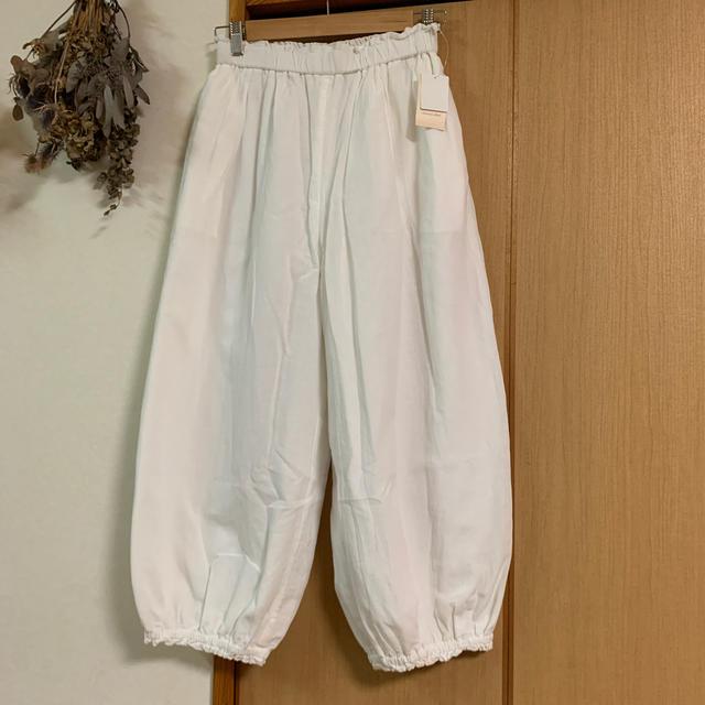 SM2(サマンサモスモス)の39様専用*SM2 🌸裾絞りペチパンツ レディースのパンツ(カジュアルパンツ)の商品写真