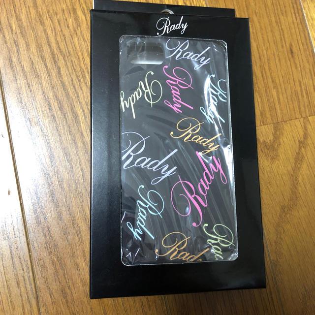 Rady(レディー)のRady iPhoneケース★値下★ スマホ/家電/カメラのスマホアクセサリー(iPhoneケース)の商品写真
