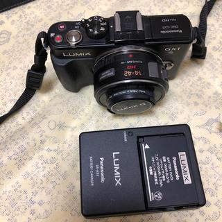 Panasonic - Panasonic パナソニック LUMIX DMC-GX1 パワーズームレンズ