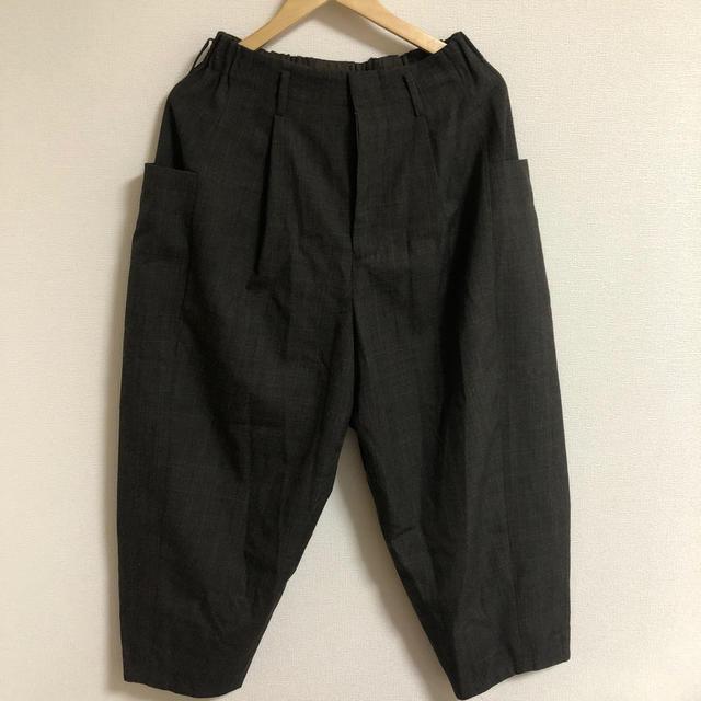 Dulcamara(ドゥルカマラ)のドゥルカマラ よそいきパンツ メンズのパンツ(スラックス)の商品写真
