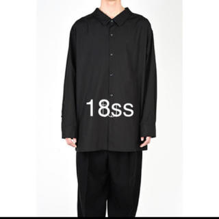 ラッドミュージシャン(LAD MUSICIAN)の18ss BIG SHIRT  42 クリーニング済み(シャツ)