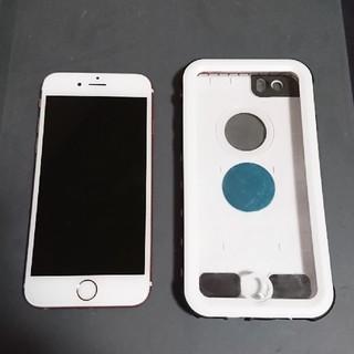 アイフォーン(iPhone)のiPhone6s 16GBフリー美品(スマートフォン本体)