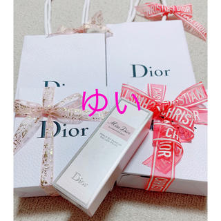 Dior - ミスディオールブルーミングブーケローラーパール香水新品未使用限定ギフトラッピング