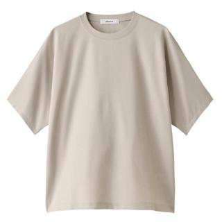 Drawer - 新品  ebure  エブール  超長綿スーピマコットン クルーネックTシャツ