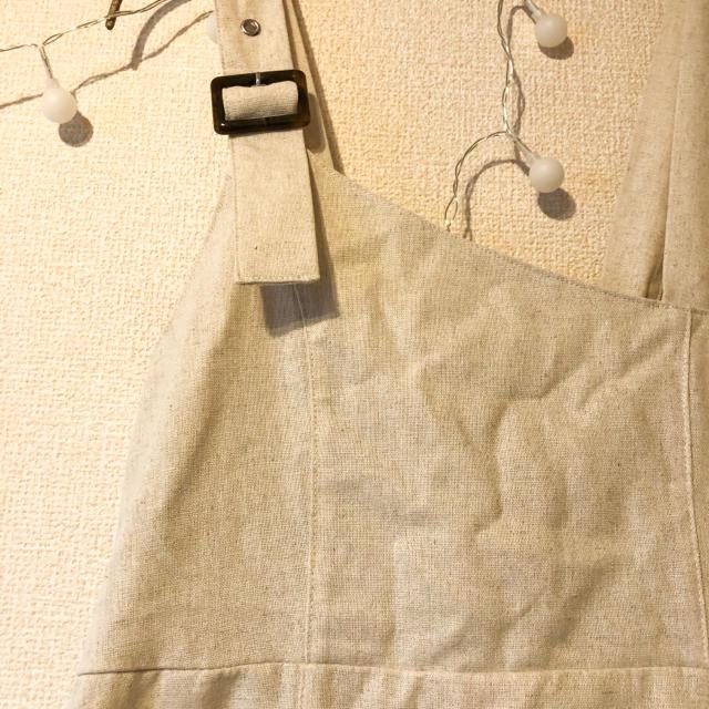 しまむら(シマムラ)のしまむら ☆ アシンメトリー サロペット レディースのパンツ(サロペット/オーバーオール)の商品写真