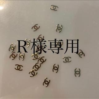 ★R様専用★ ネイル パーツ 2種類 60枚x2(デコパーツ)