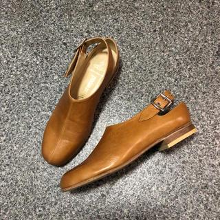 ヴィヴィアンウエストウッド(Vivienne Westwood)のパイレーツシューズ(ローファー/革靴)