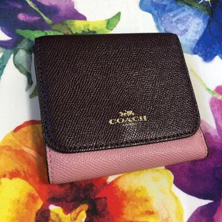 COACH - コーチ 三つ折り財布