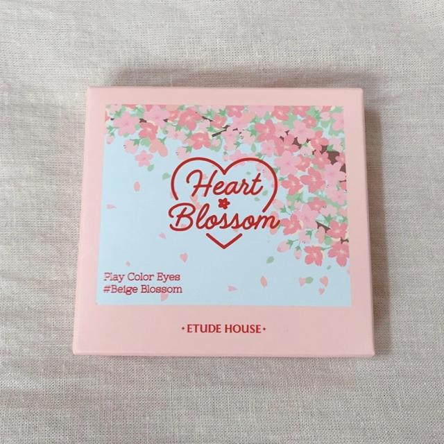 ETUDE HOUSE(エチュードハウス)のETUDE HOUSE プレイカラーアイズ ベージュブロッサム コスメ/美容のベースメイク/化粧品(アイシャドウ)の商品写真
