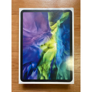 Apple - 新品未開封 iPad Pro11(2nd) Wi-Fi 128GB Silver