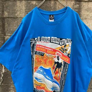 NIKE - 〔激レア〕古着 Nike Jordan 超オーバーサイズ Tシャツ XXL