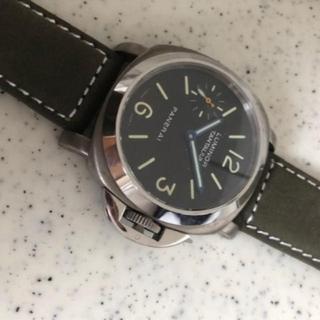 断捨離 39800円均一 自動巻腕時計 44mm初期型PAM