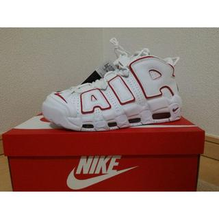 NIKE - 【新品未使用】NIKE AIR MORE UPTEMPO'96 27.5㎝