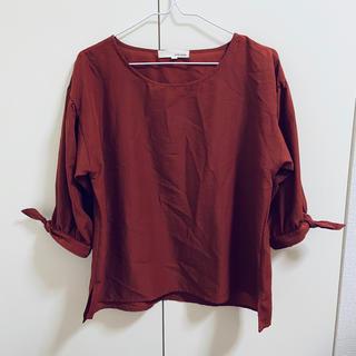ピンクアドべ(PINK ADOBE)のカットソー トップス ブラウス(シャツ/ブラウス(半袖/袖なし))