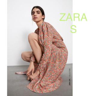 ZARA - ZARA ザラ ワンピース ドレープワンピース