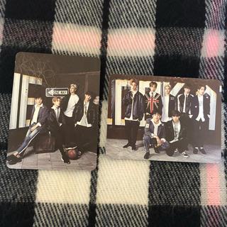 GOT7 2016年JYPN フォトカード