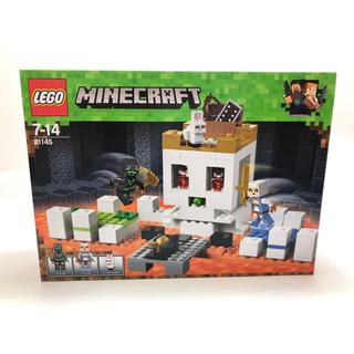 Lego - 【新品未開封】レゴ LEGO  マインクラフト ドクロ アリーナ 21145