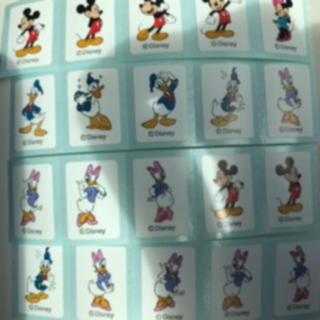 Disney - ゆめタウン シール