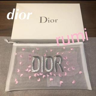 Dior - 新品ディオール ディオールノベルティポーチ