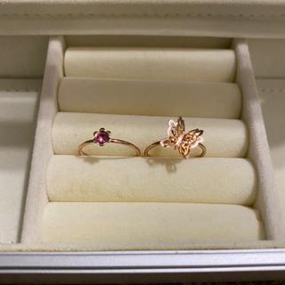 指輪 ピンキーリング セット(リング(指輪))