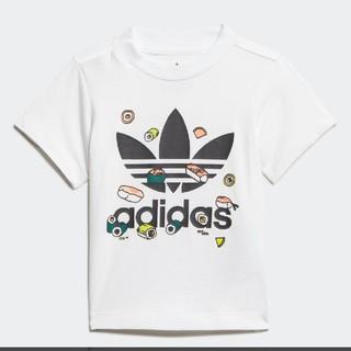 adidas - 新品 adidas お寿司 tシャツ  90